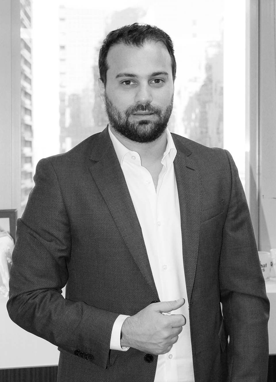 AYMAN HAYDAR, CEO MMPWW