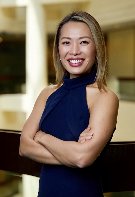ANNA GONG, CEO & FOUNDER PERX TECHNOLOGIES PTE LTD