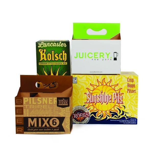 Custom retail & food packaging.