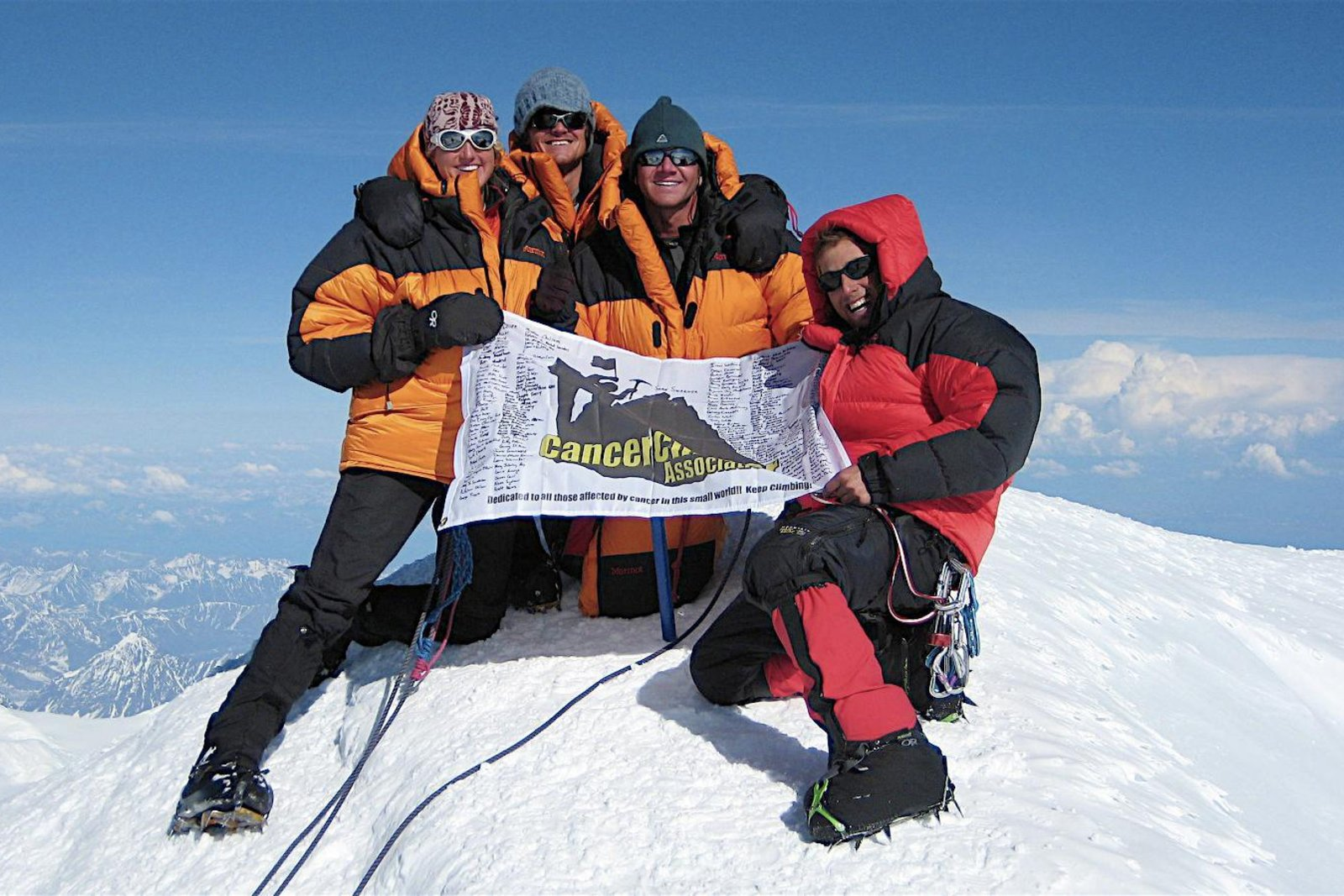 Mt. Denali, North America (2007)