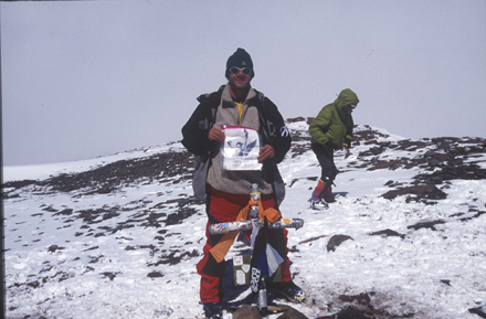 Aconcagua, South America (2005)