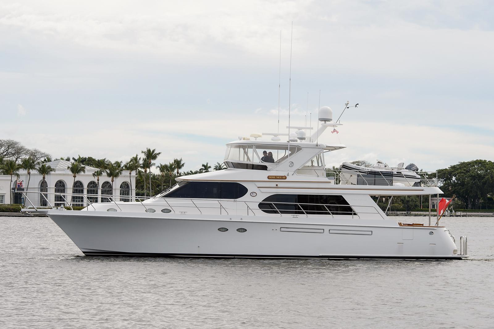 2009 Model 64 Ocean Alexander - SOME NICE III