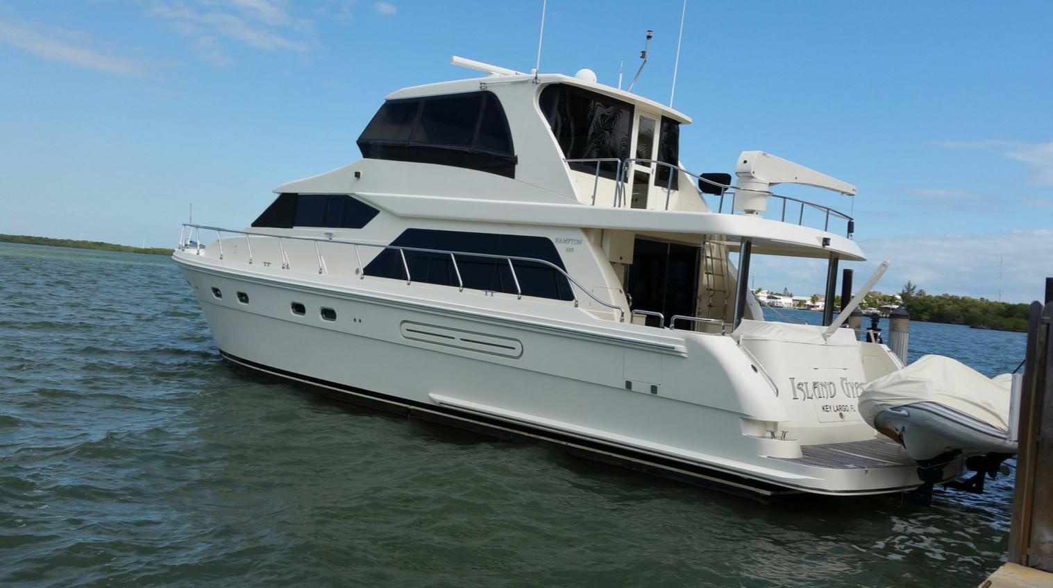 2008 Model Hampton 63' - ISLAND GYPSY