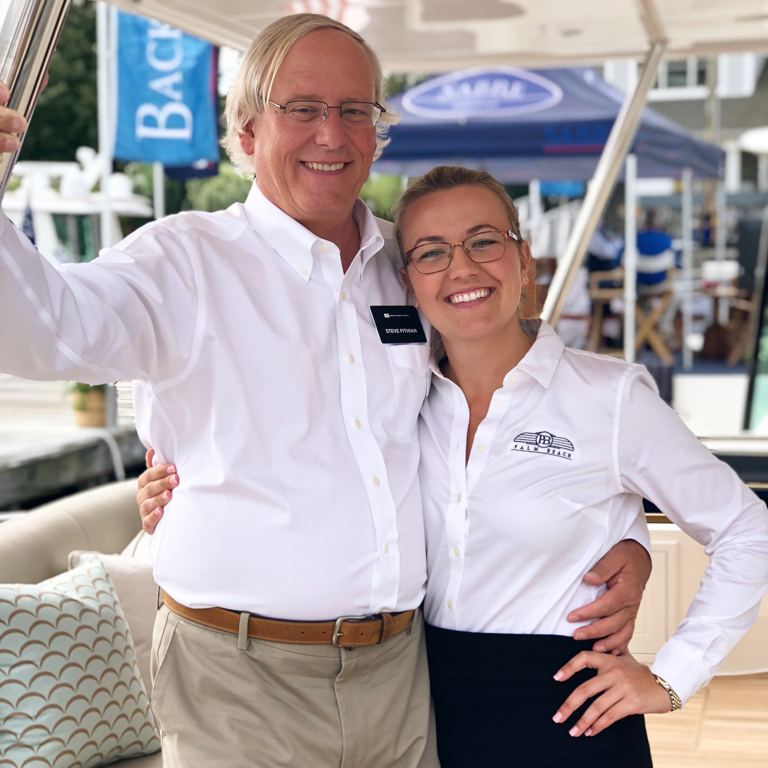 The Fithian Philosophy - Steve and Sara Fithian are committed to providing total customer satisfaction, before during and after the purchase or sale of your yacht. Our purpose is to be your advocate and consultant throughout your ownership experience to ensure the purchase of a fine yacht or the timely sale of your current one. Thirty-five years of experiences backs our knowledge maintained by tried and true, old fashioned integrity and honesty backing our actions. We seek solutions to challenges and action to all questions and requests.