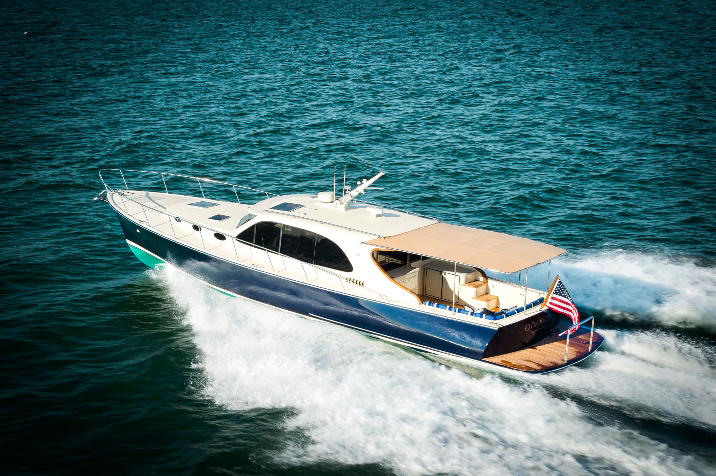 New  Palm Beach 50 Hull #36