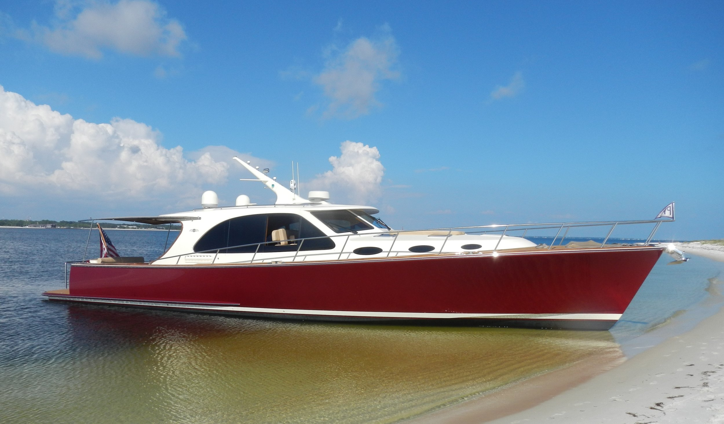 "Palm Beach 55 '18 - ""Red Red Wine"""