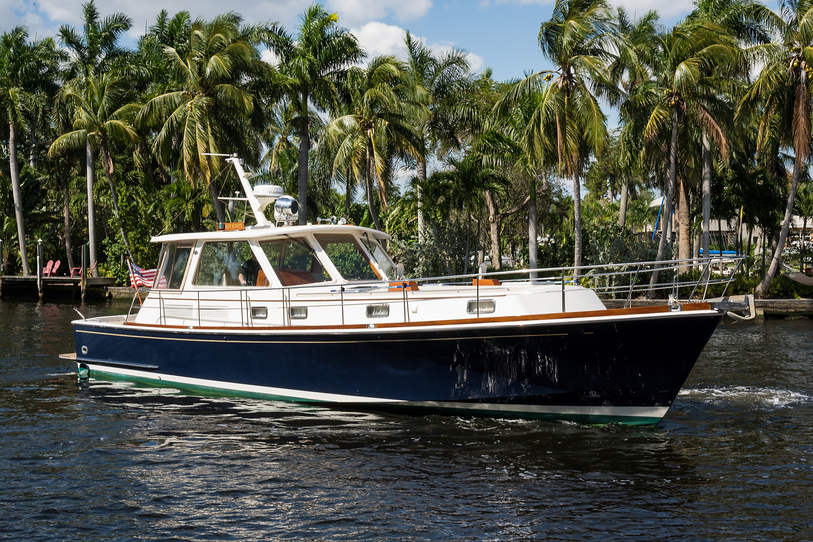 "Grand Banks Eastbay 49 HX 1999 - ""Hot Knots""Price reduced to $310,000 June 6th for immediate sale!"