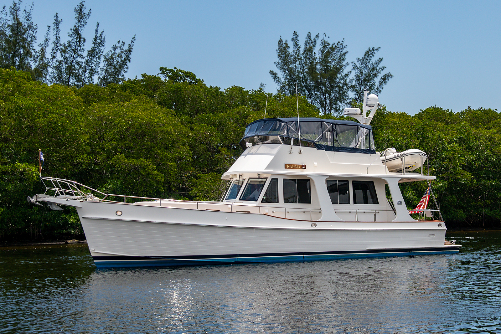 "Grand Banks 47 Europa 2006 - ""Karma""Price reduced for immediate sale!"