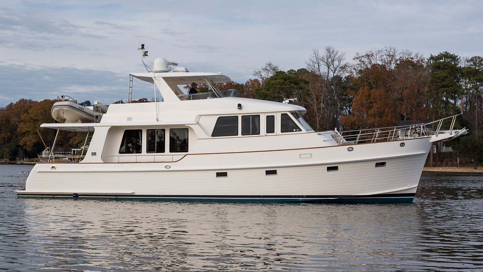 "JUST SOLD! - Grand Banks 59 Aleutian RP 2008 - ""Sea Lion"""
