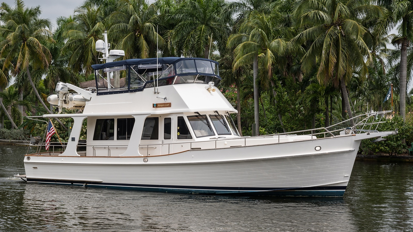 "JUST SOLD - Grand Banks 47 Europa 2009 - ""Margin Call"""