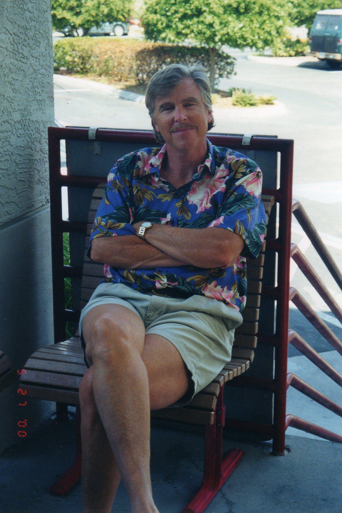 Steven Van Dyke