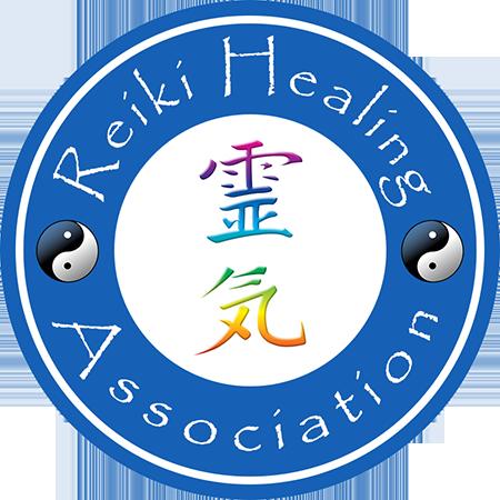 Reiki Healing Association Logo
