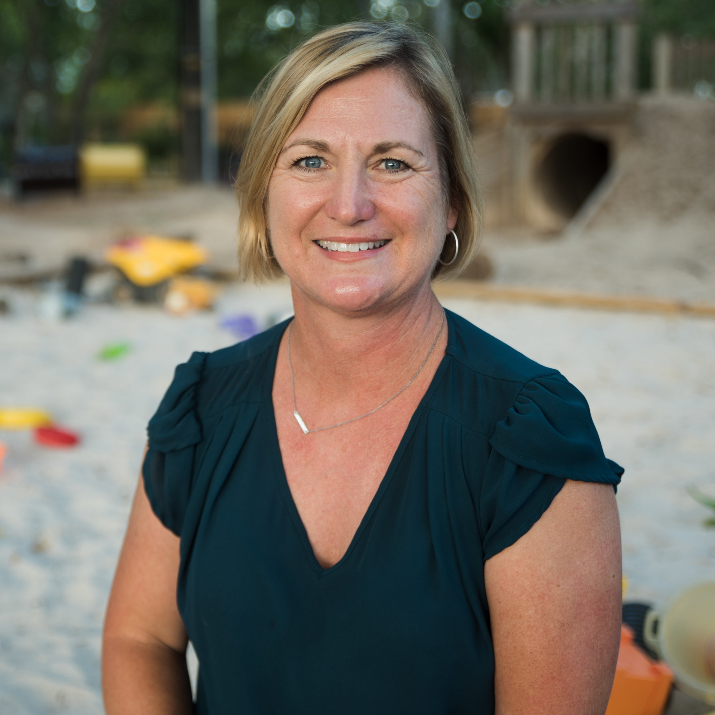 Beth Lawrence - is our current Head of School. She embraces the challenge of honoring the STELC tradition of teaching through exploration and discovery while meeting the academic and scheduling needs of children and families in our community.