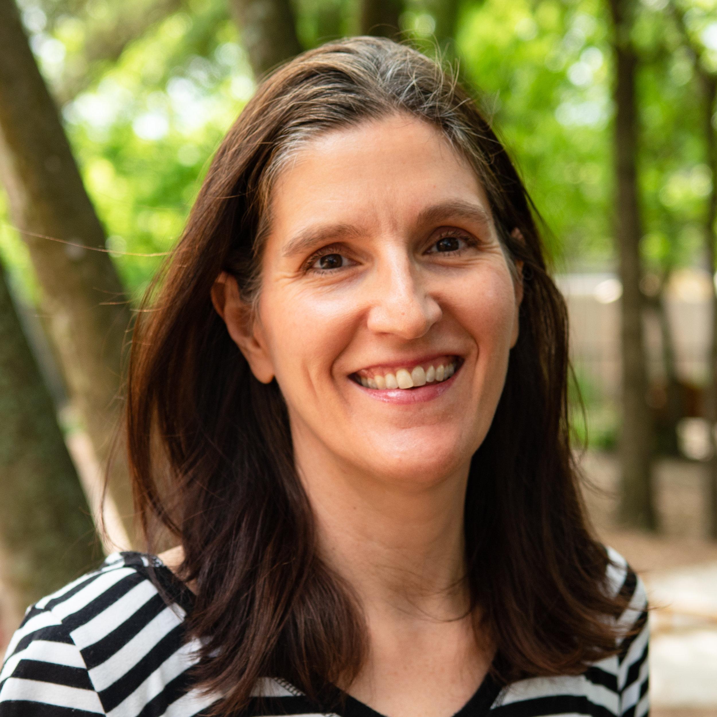 Marsha Harvell - teaches Kindergarten