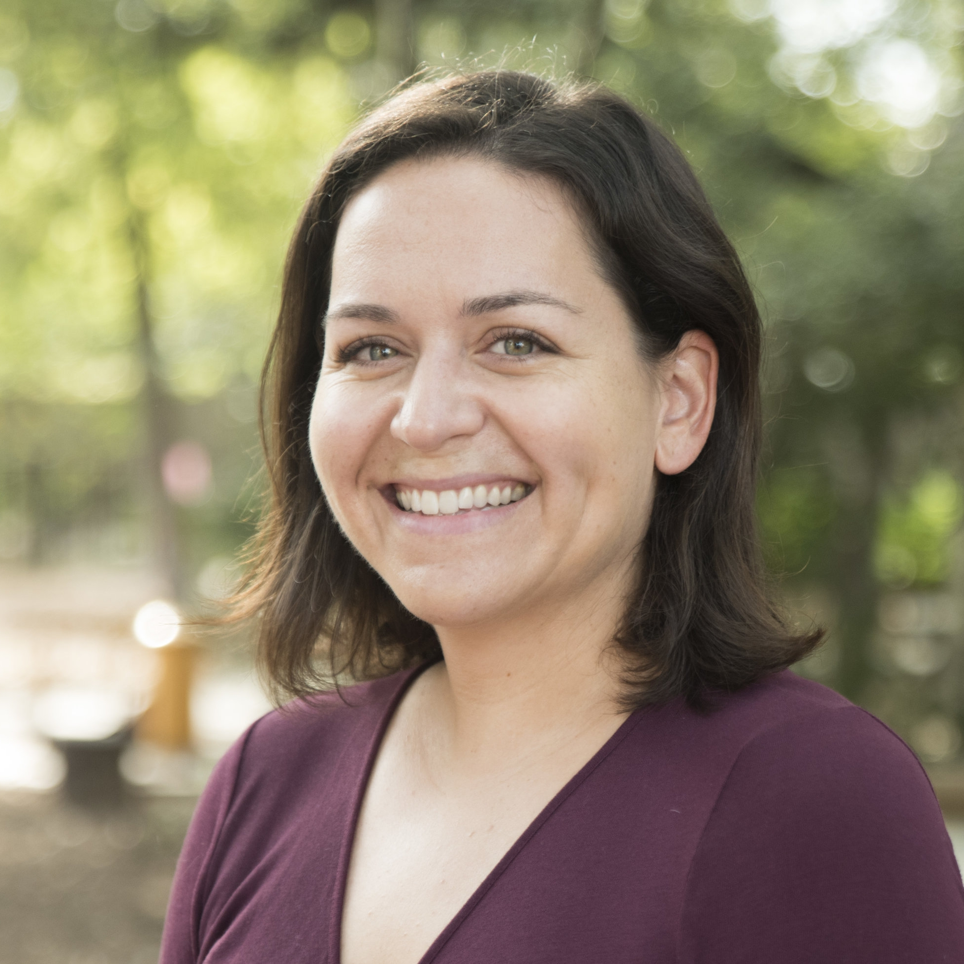 Lacey Glenewinkel - is a teaching assistant