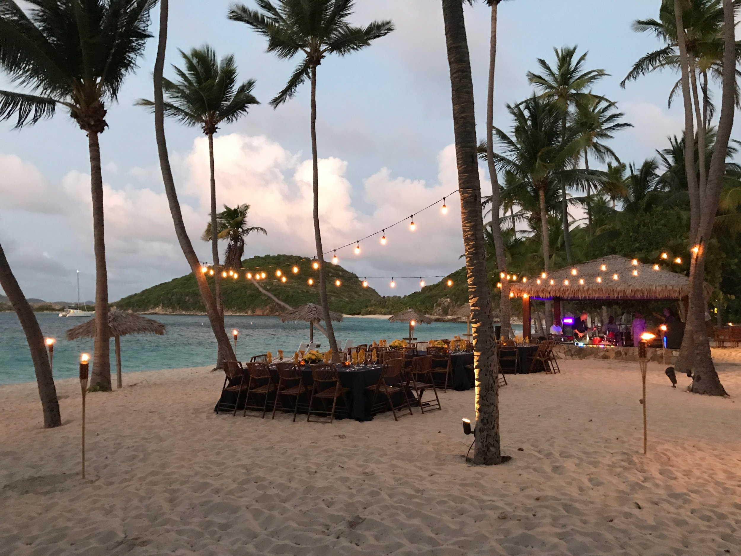 Special Event Beachfront