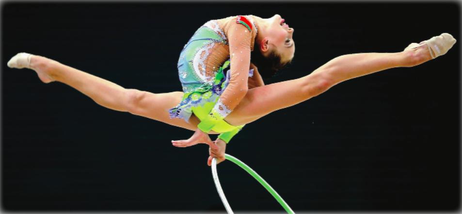 Olympics 2020 Gymnastics