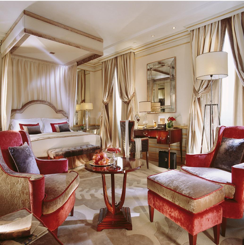 Hotel Principe di Savoia, part of Dorchester Collection