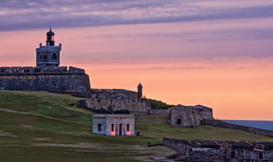 Castillo San Felipe del Morro, a UNESCO site  Photo Credit: tripsavvy.com