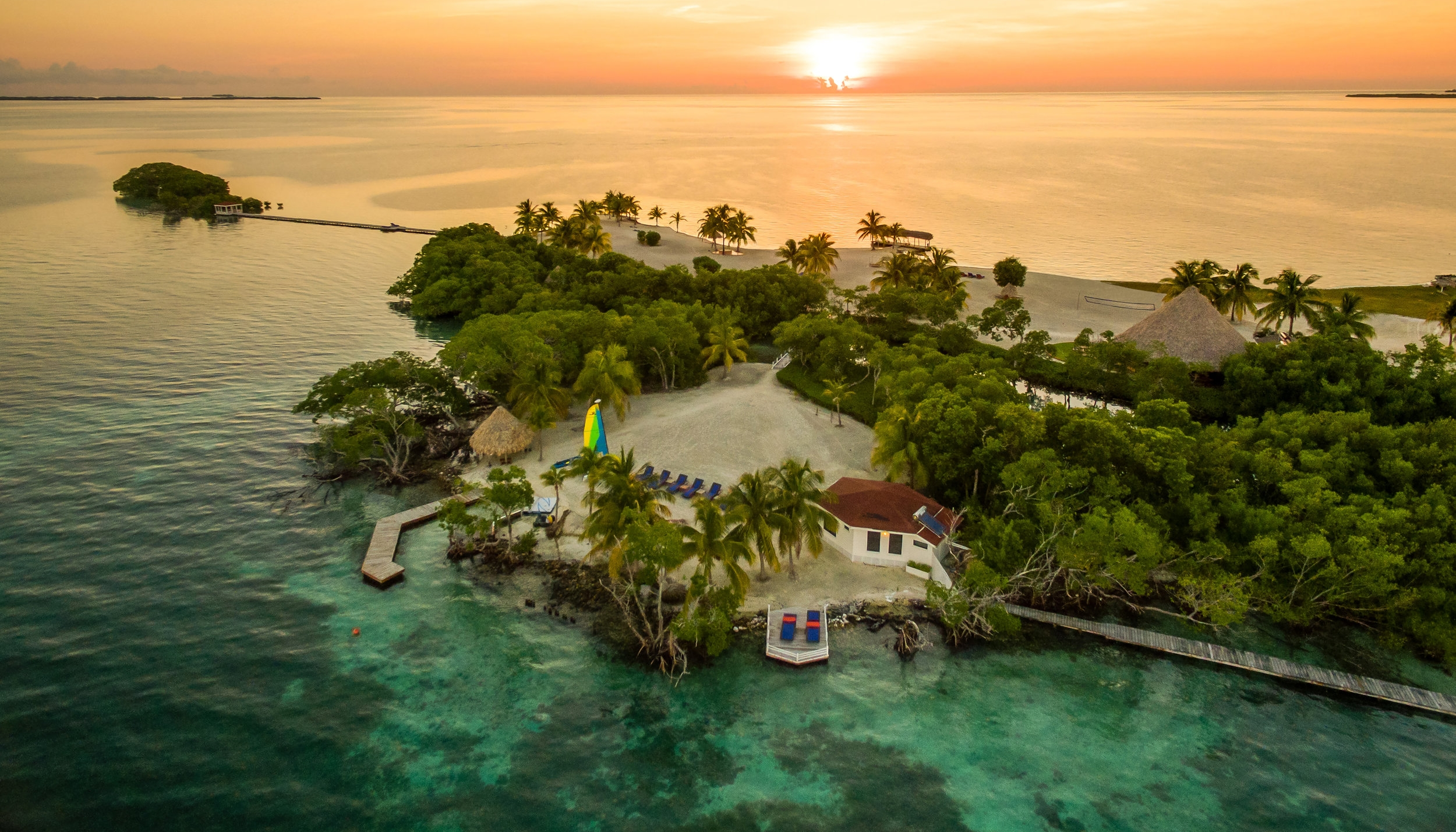 Royal Belize, an all inclusive private island resort