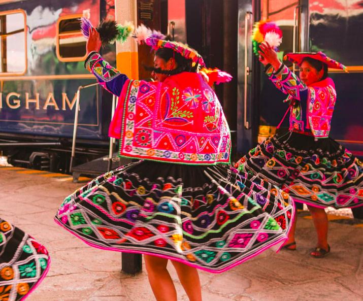 Belmond Hiram Bingham Train - Cusco to Machu Picchu  Photo Credit: Belmond
