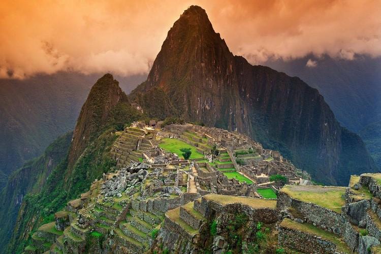 Machu Picchu, the Lost City of the Incas  Photo Credit: Business Insider Australia