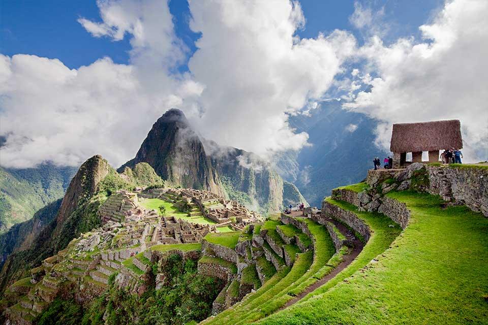Machu Picchu Tour  Photo Credit: National Geographic