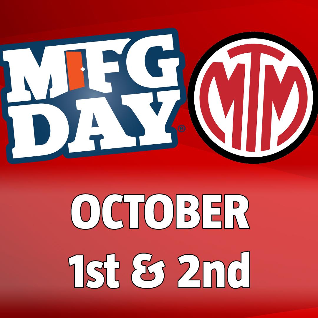 MFG Day Major Tool Machine