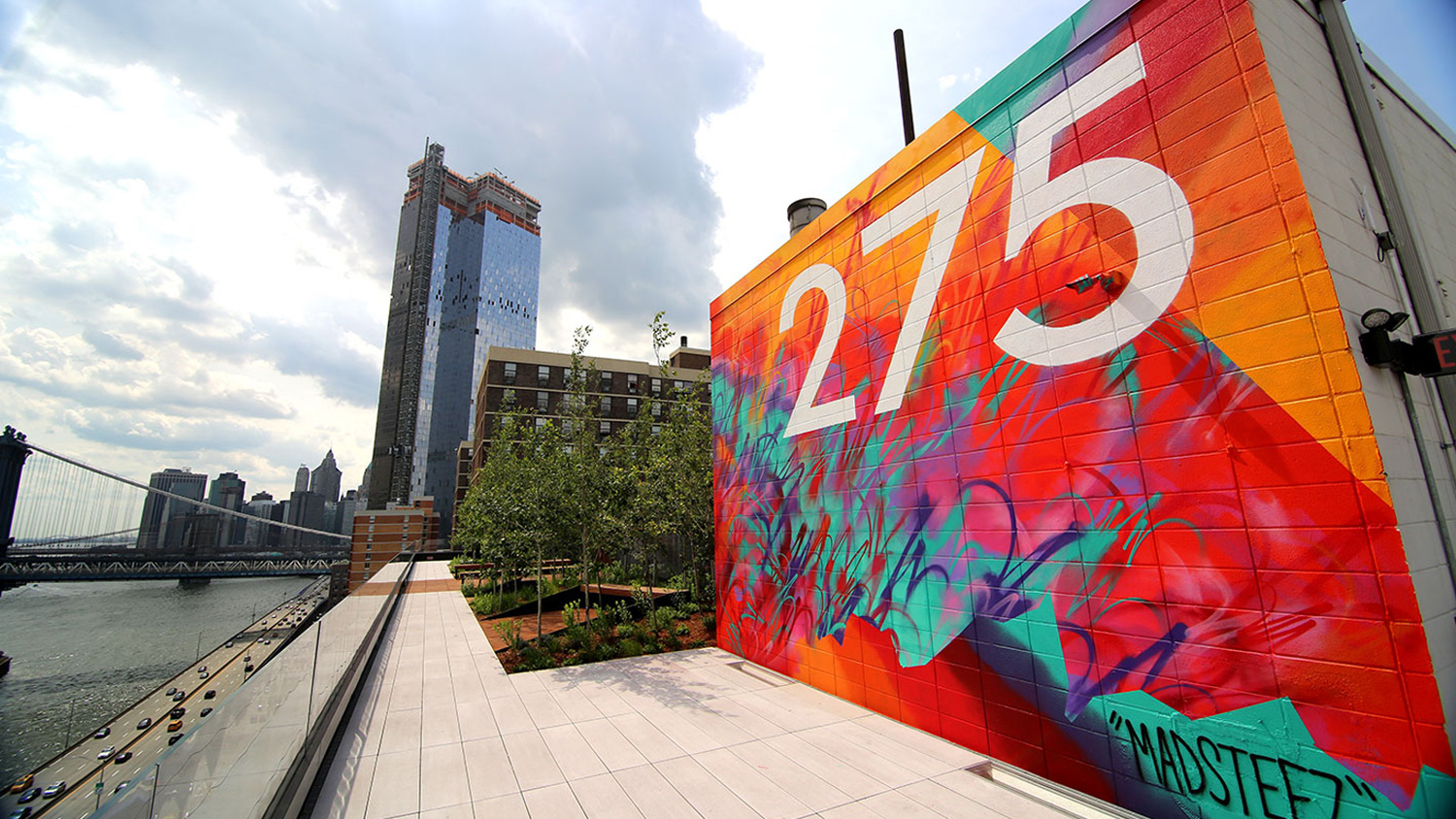 275 SOUTH ROOF -