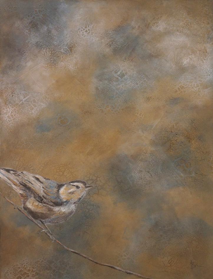 Bird 24x36