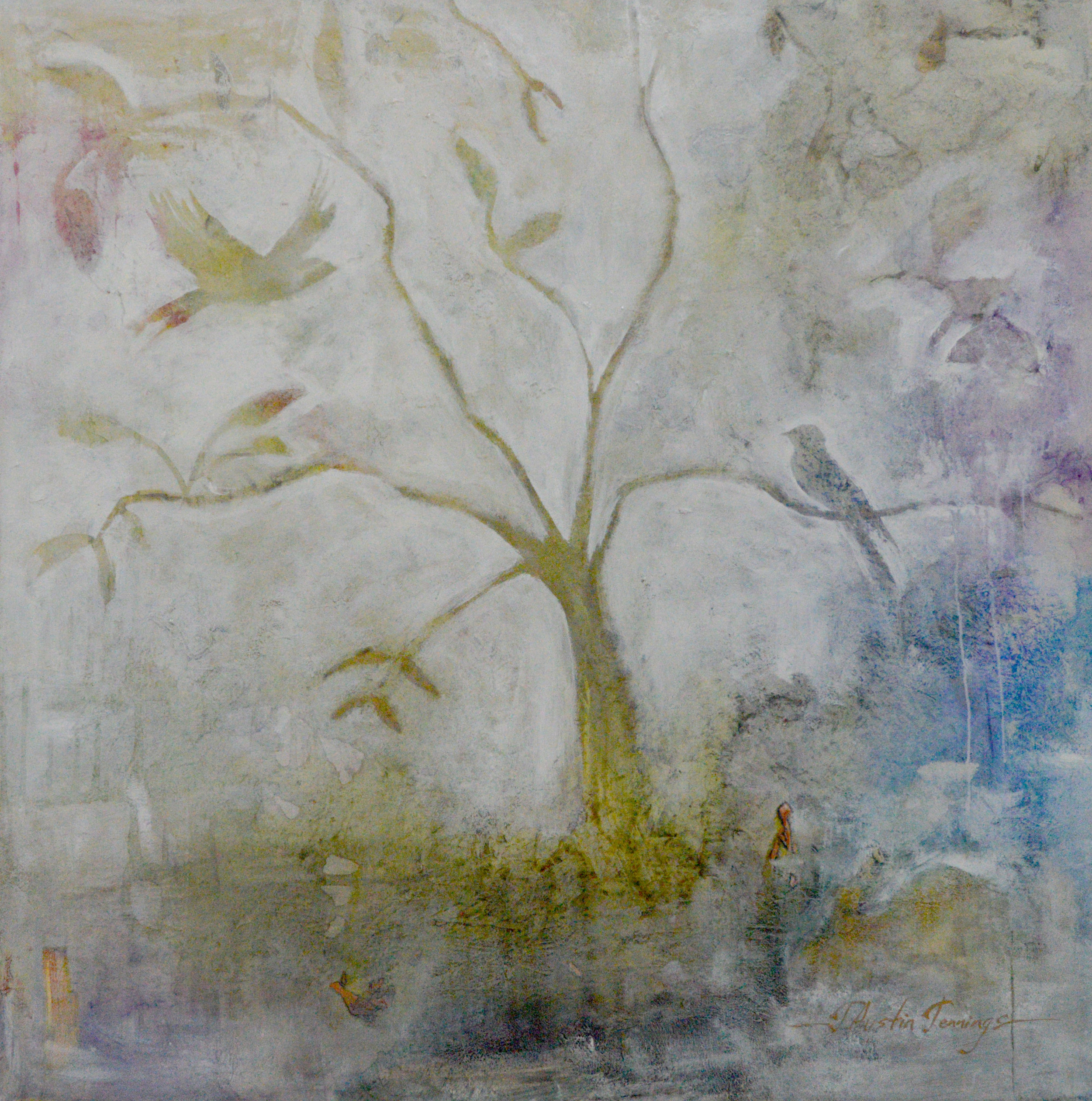 Hazel's Retreat 48x48