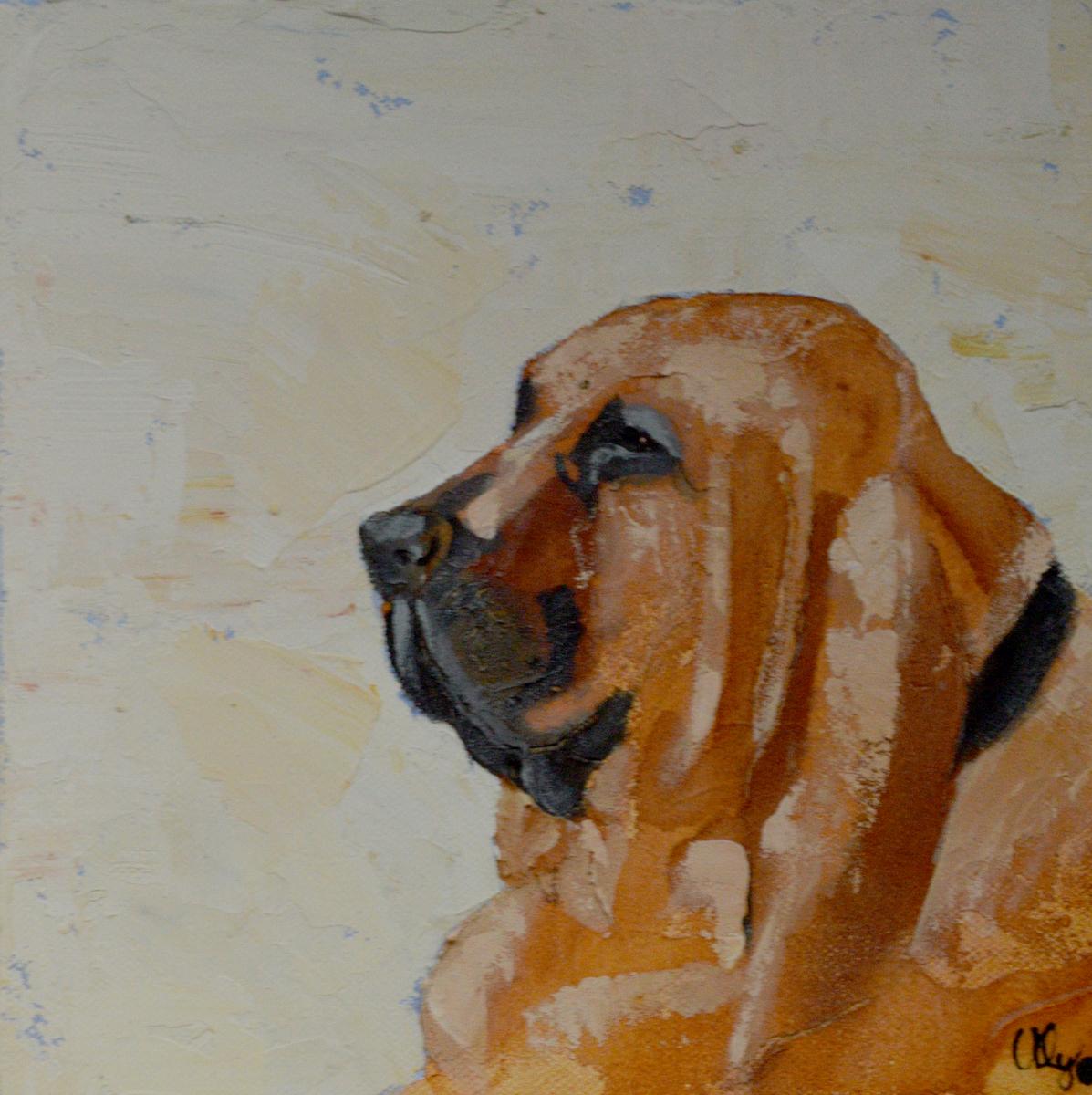 Bloodhound I 8x8