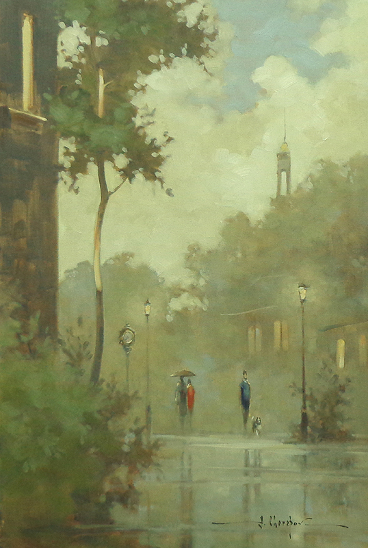 After the Rain 24x36