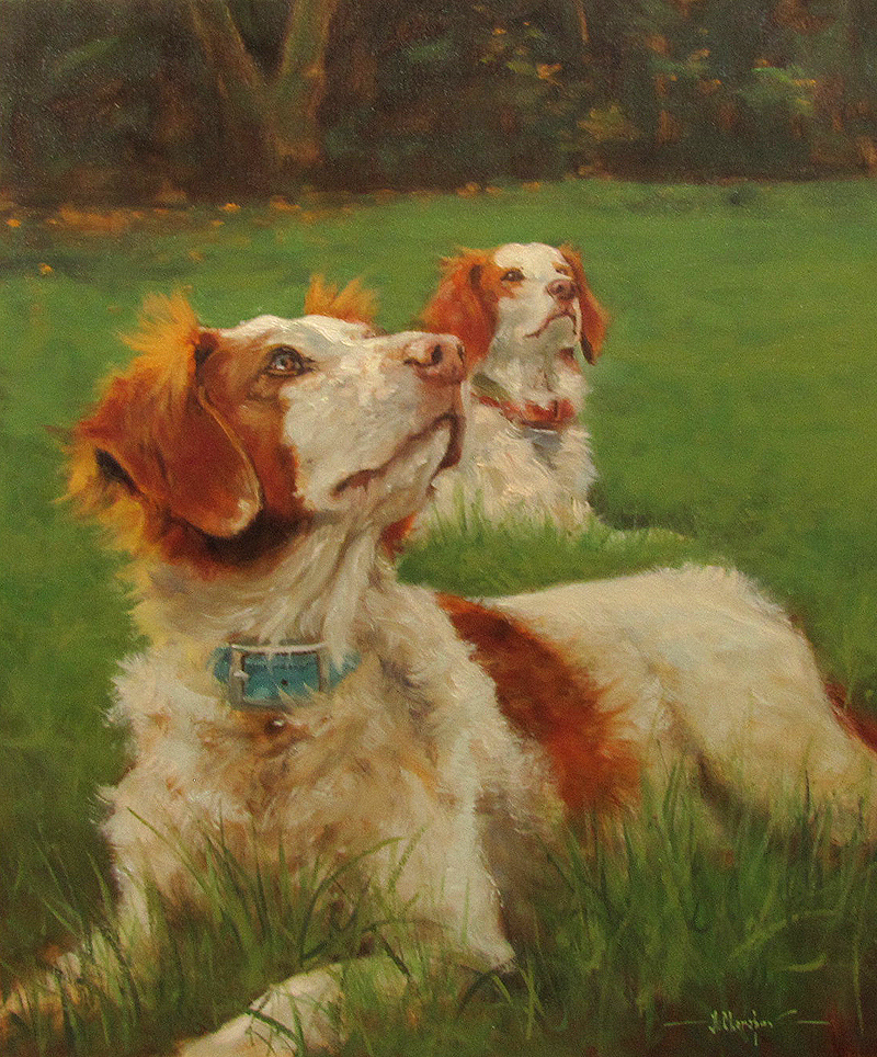 The Dogs 16x20