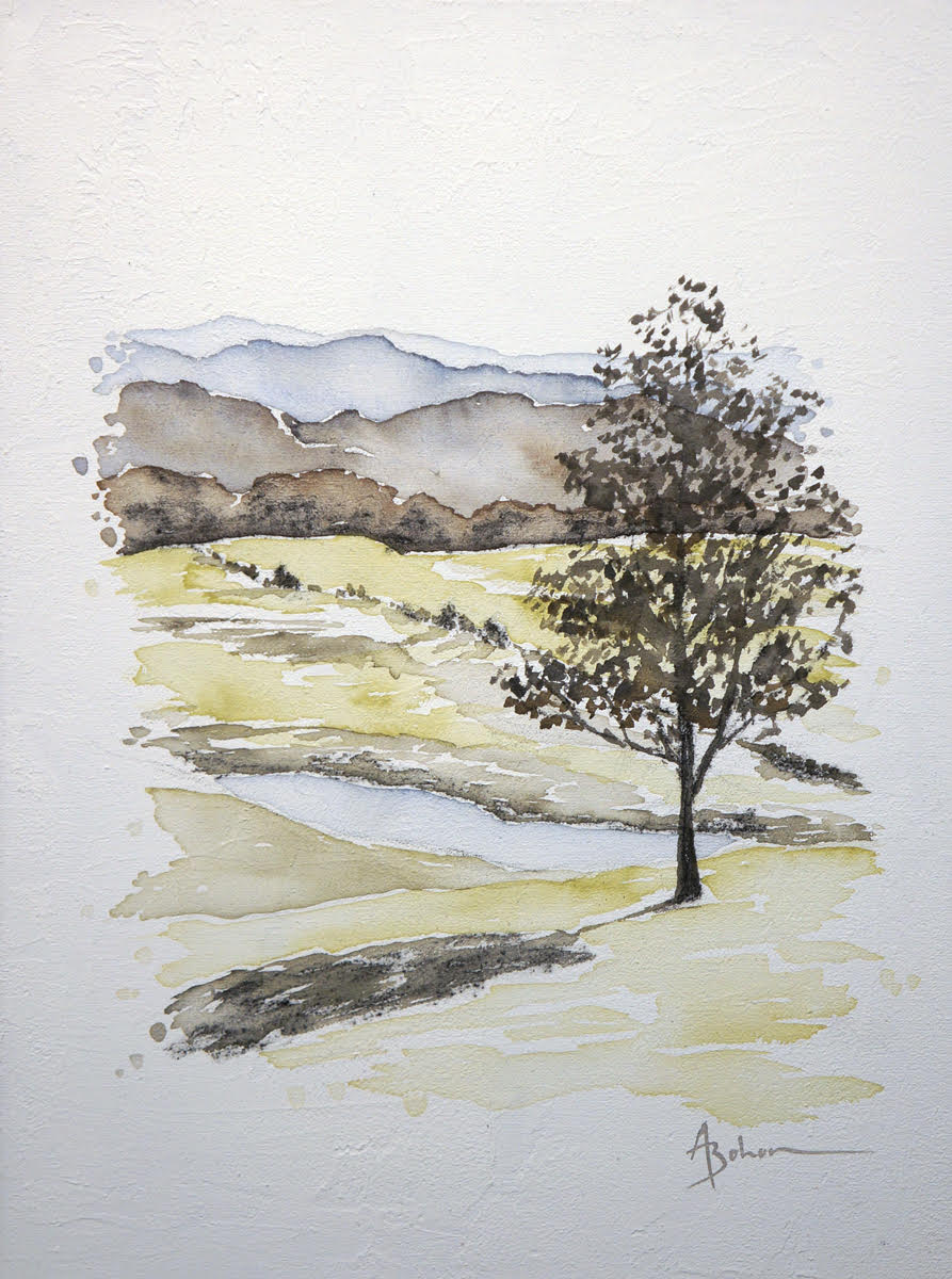 In the Valley 8x10