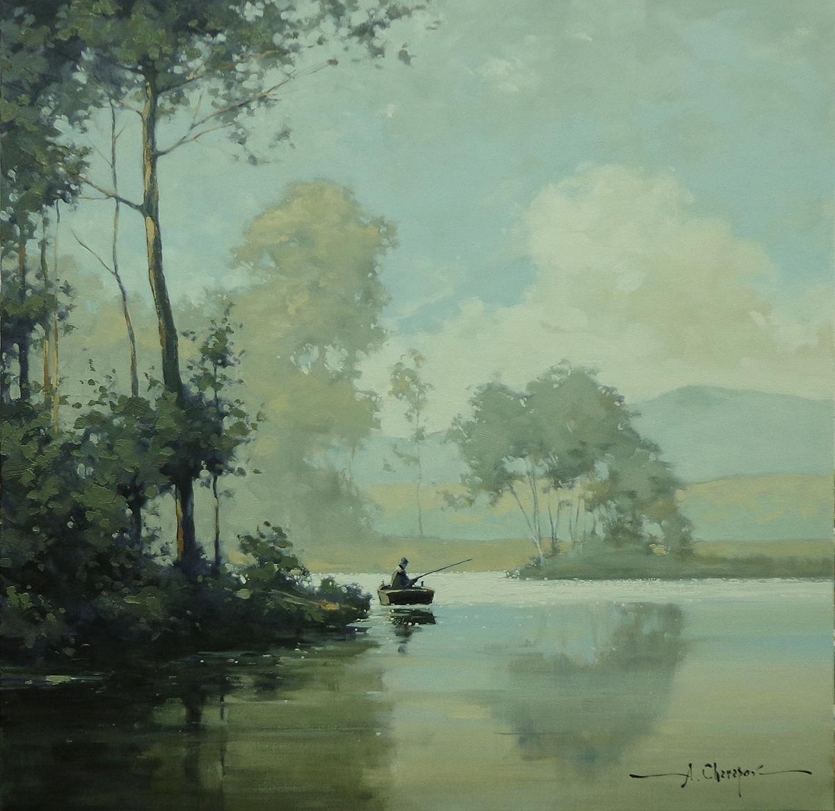 Go Fishing 36x36