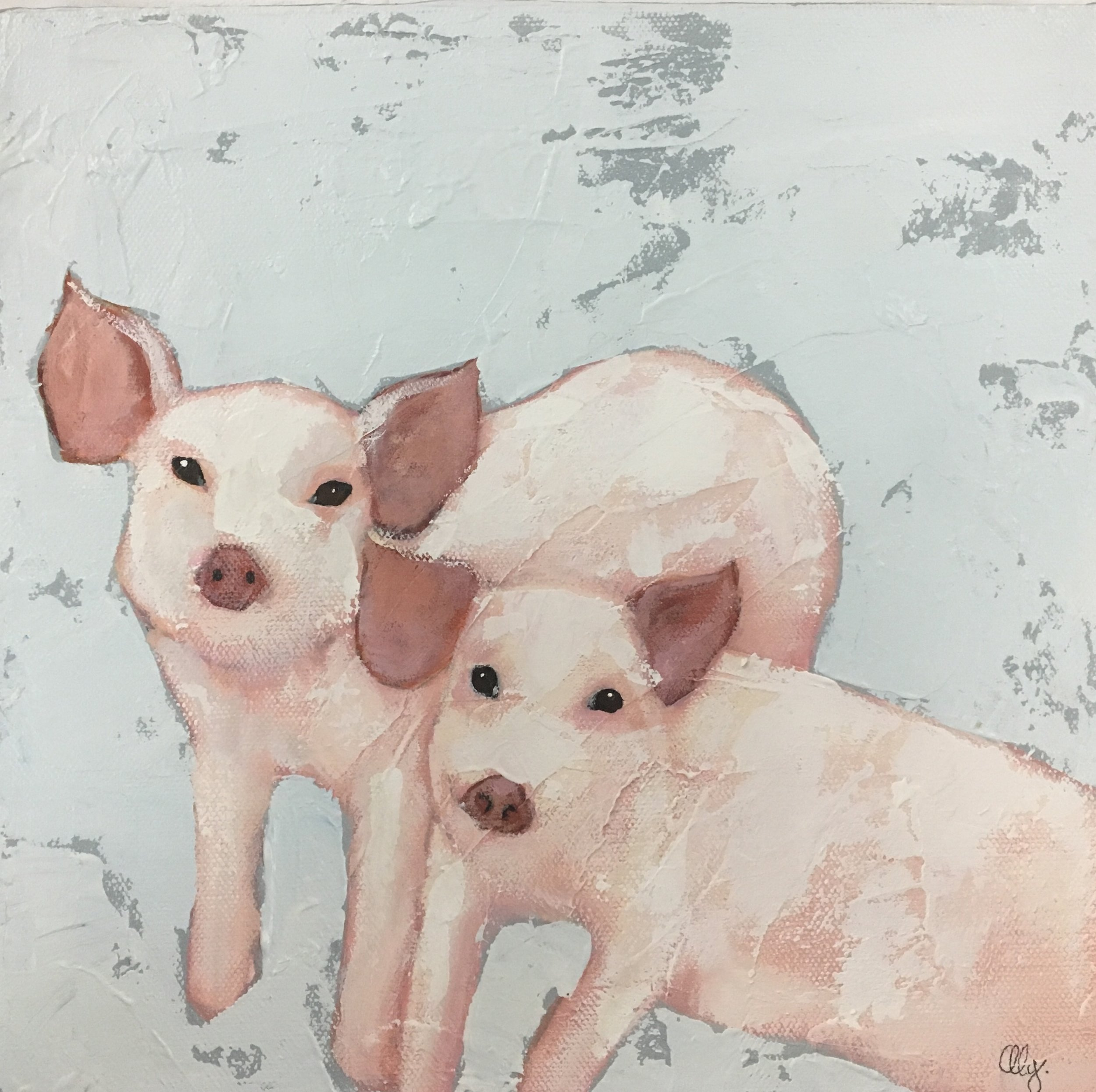 Wilbur & Fern 10x10