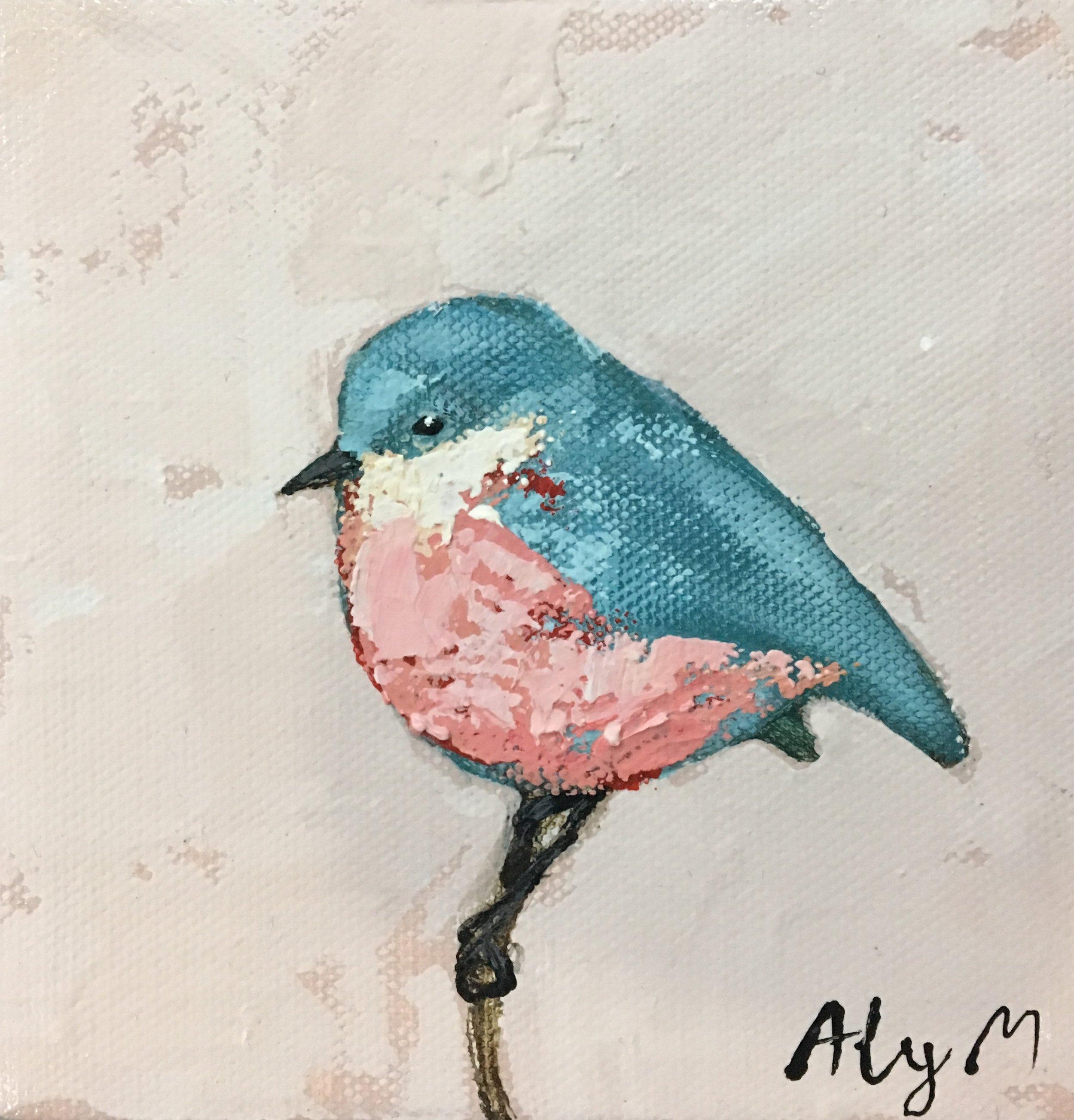 Bird I|5x5