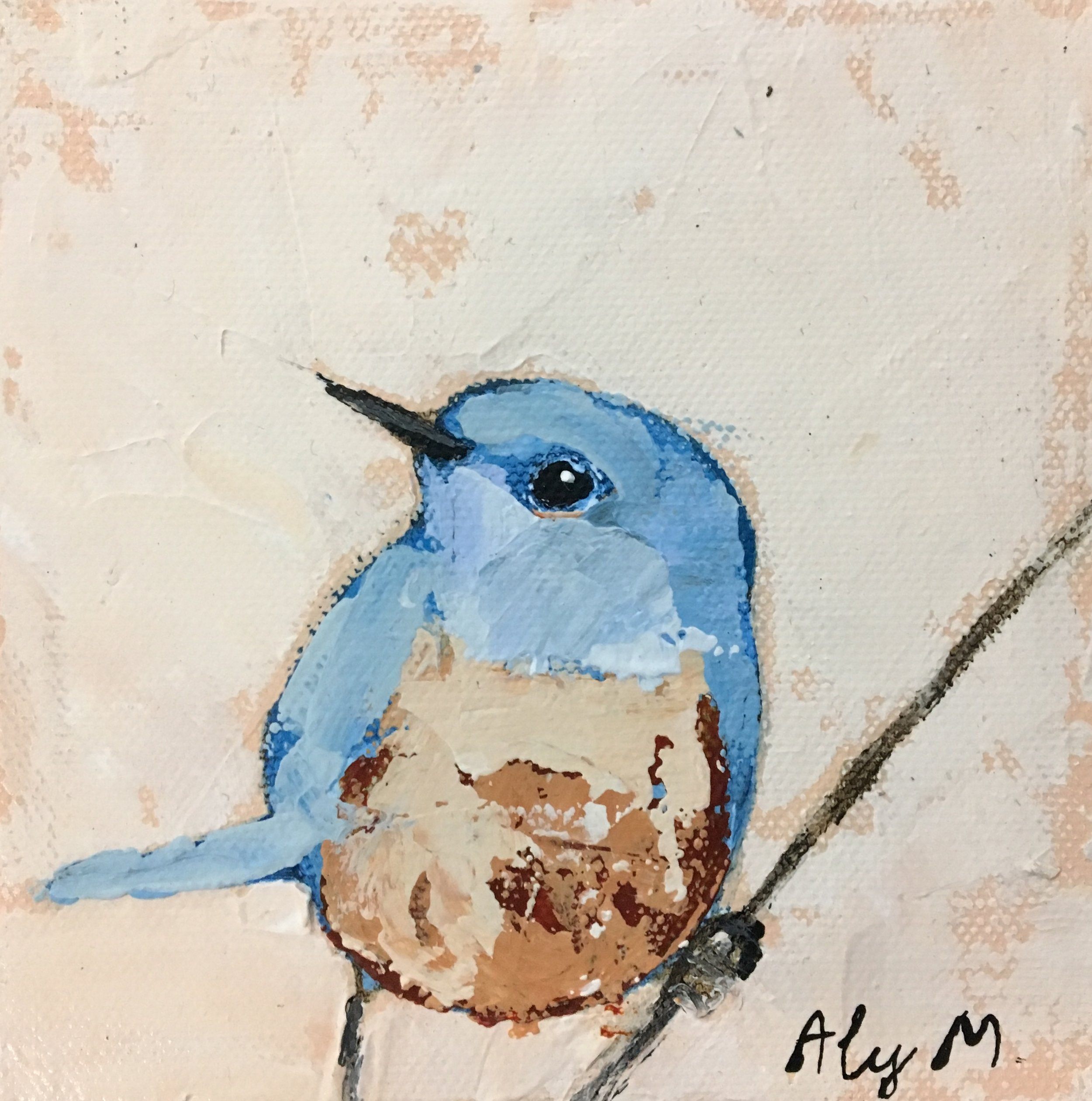 Bird II|5x5