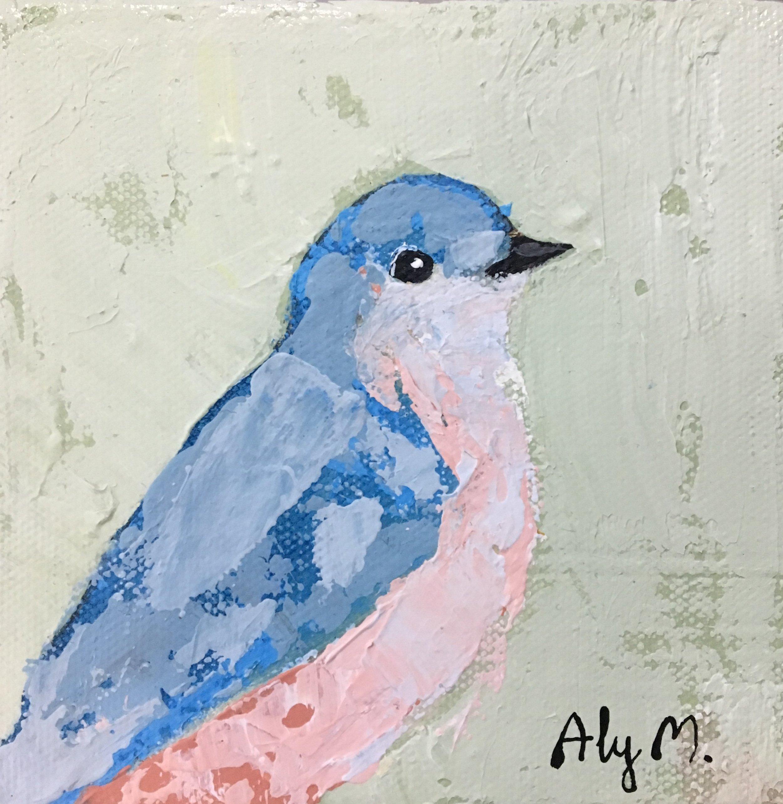 Bird III|5x5