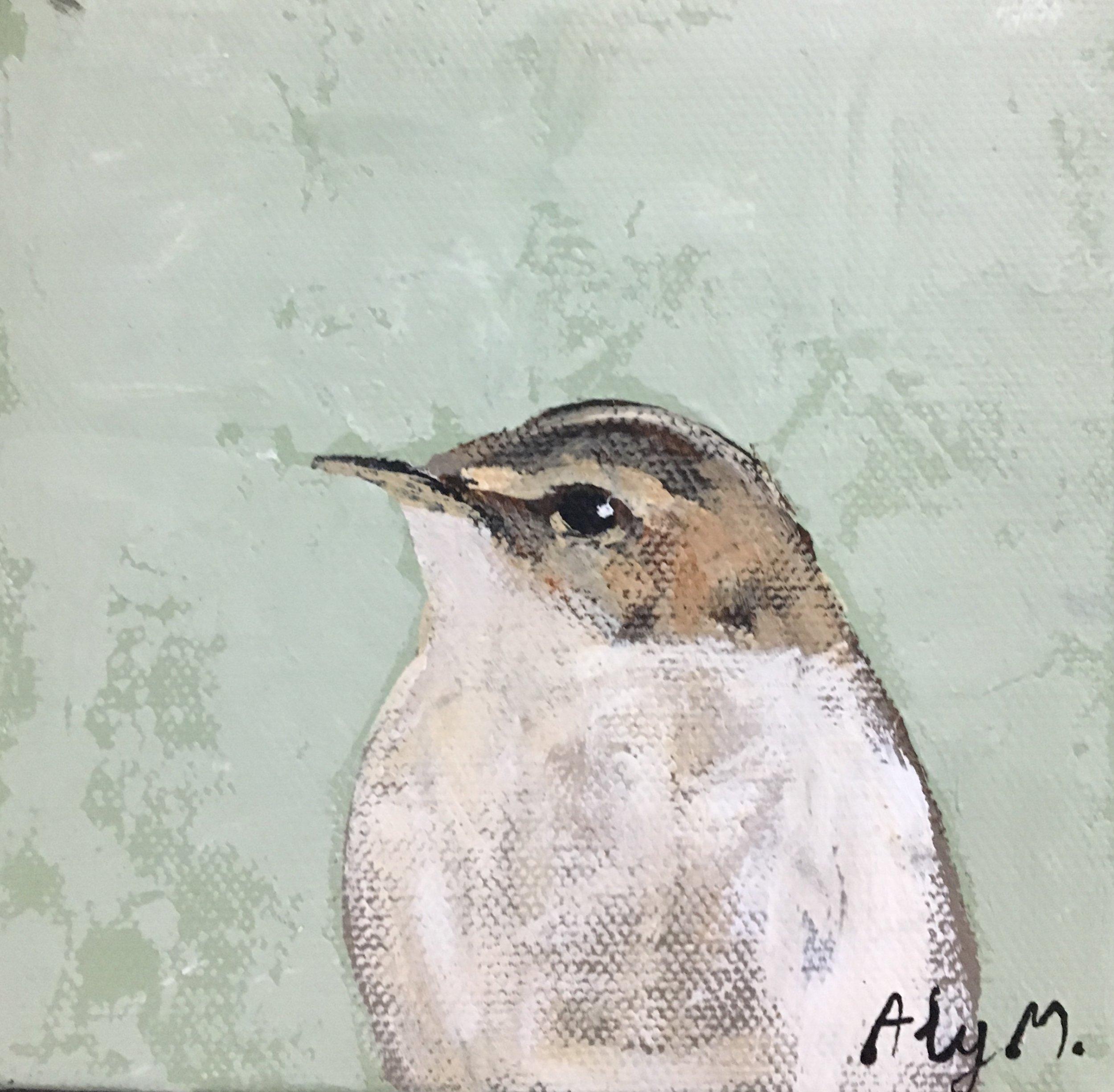 Little Sparrow|4x4