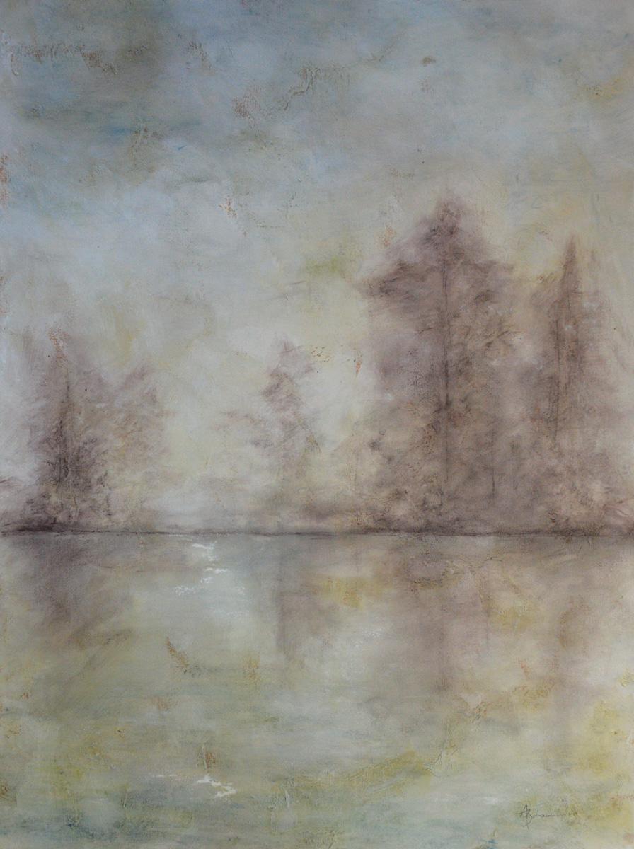 Golden Pond|36x48