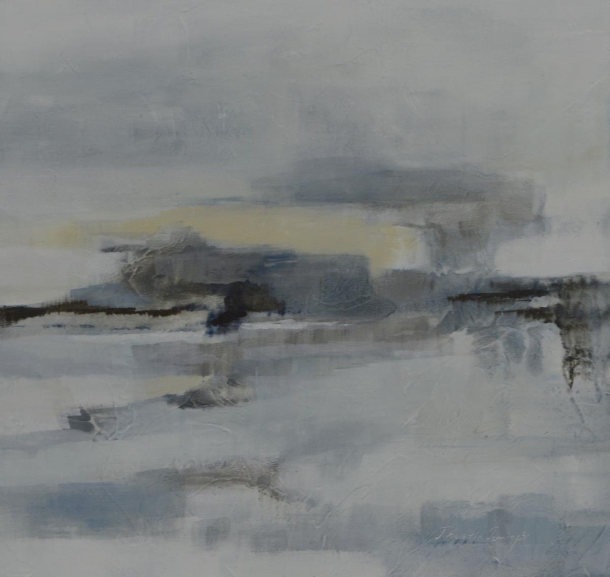 Ice Flow I|20x20