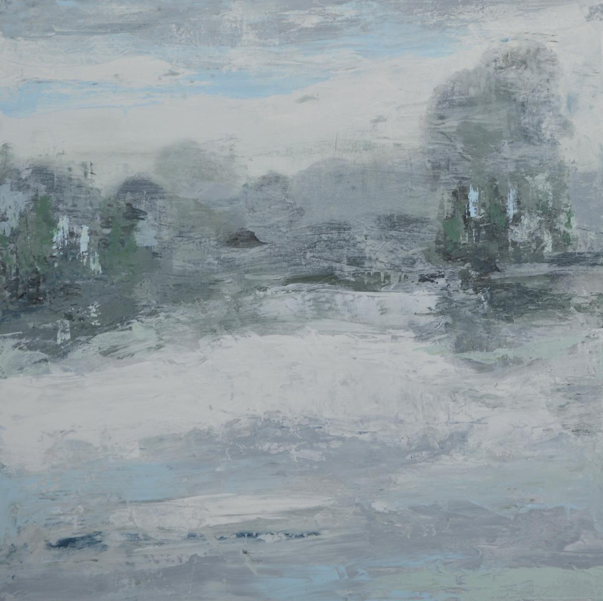 Blue Delft|36x36