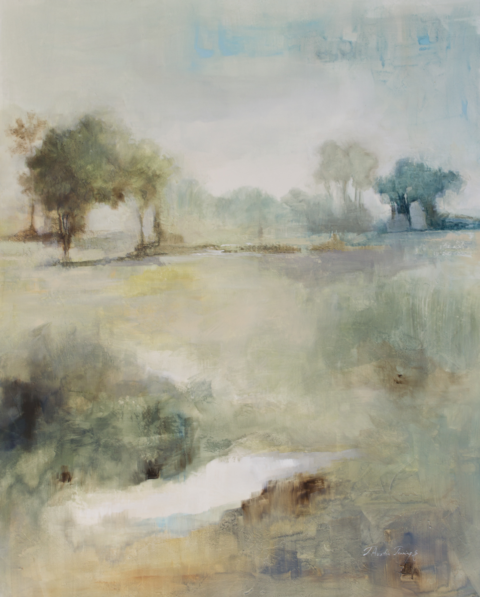 Springtime in the South|48x60