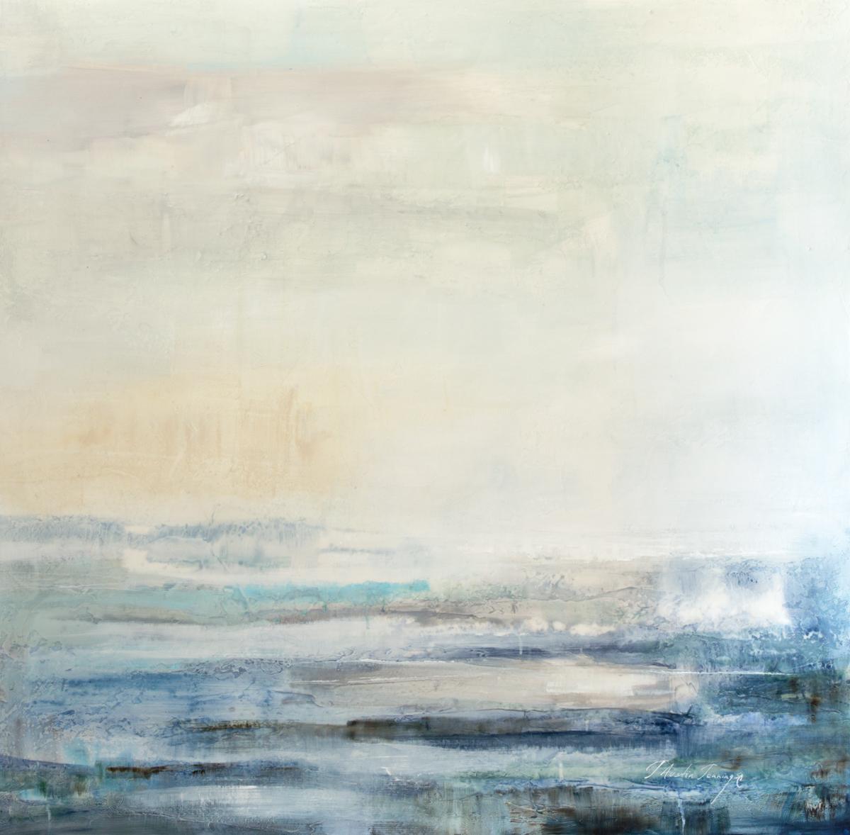 High Seas I|36x36