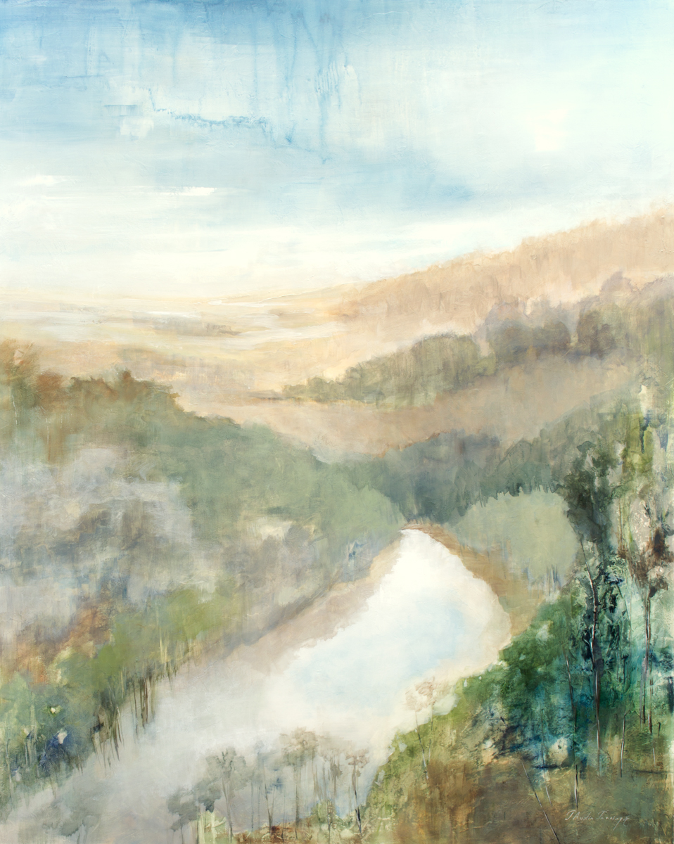 From the Bluffs|48x60