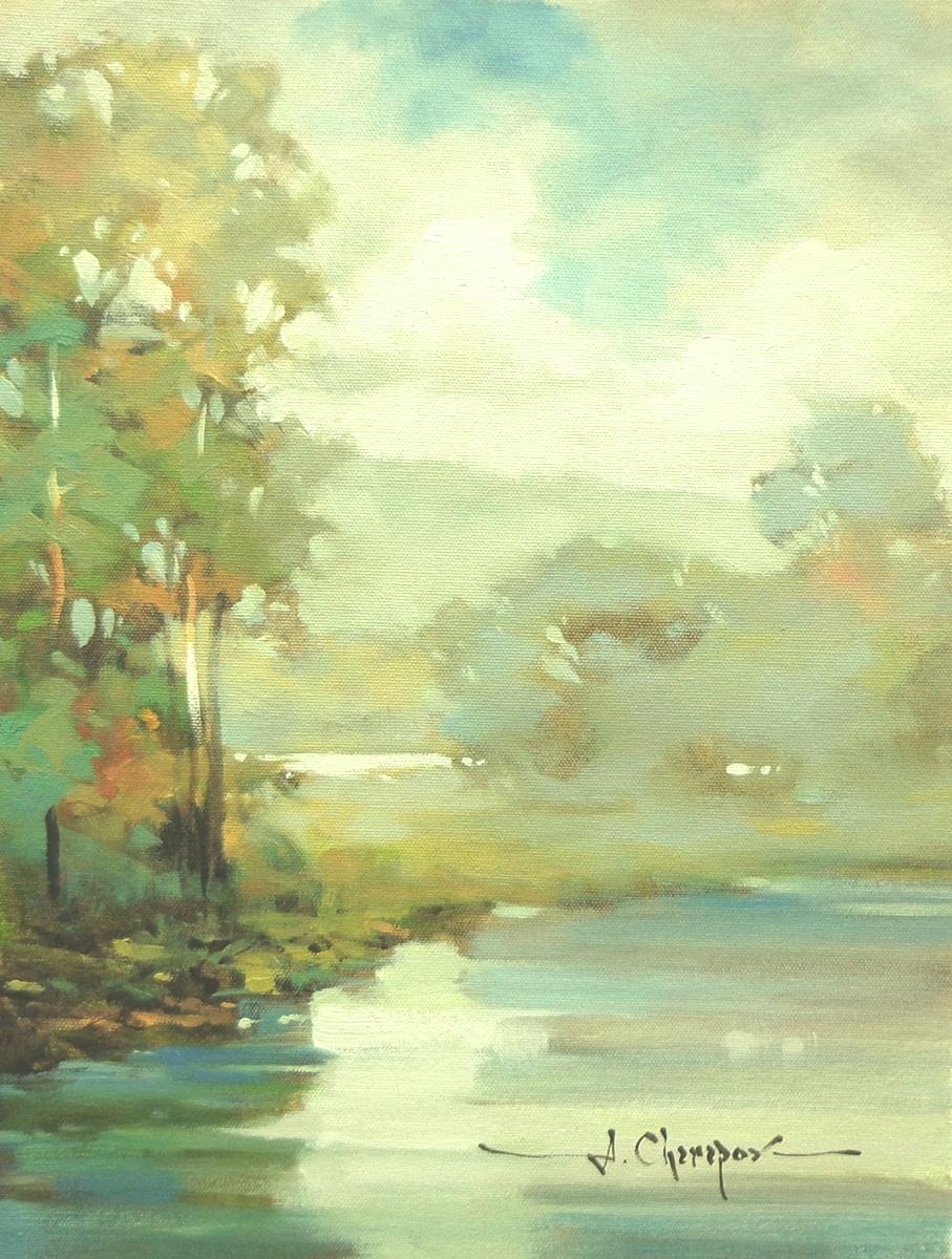 White River 12x16