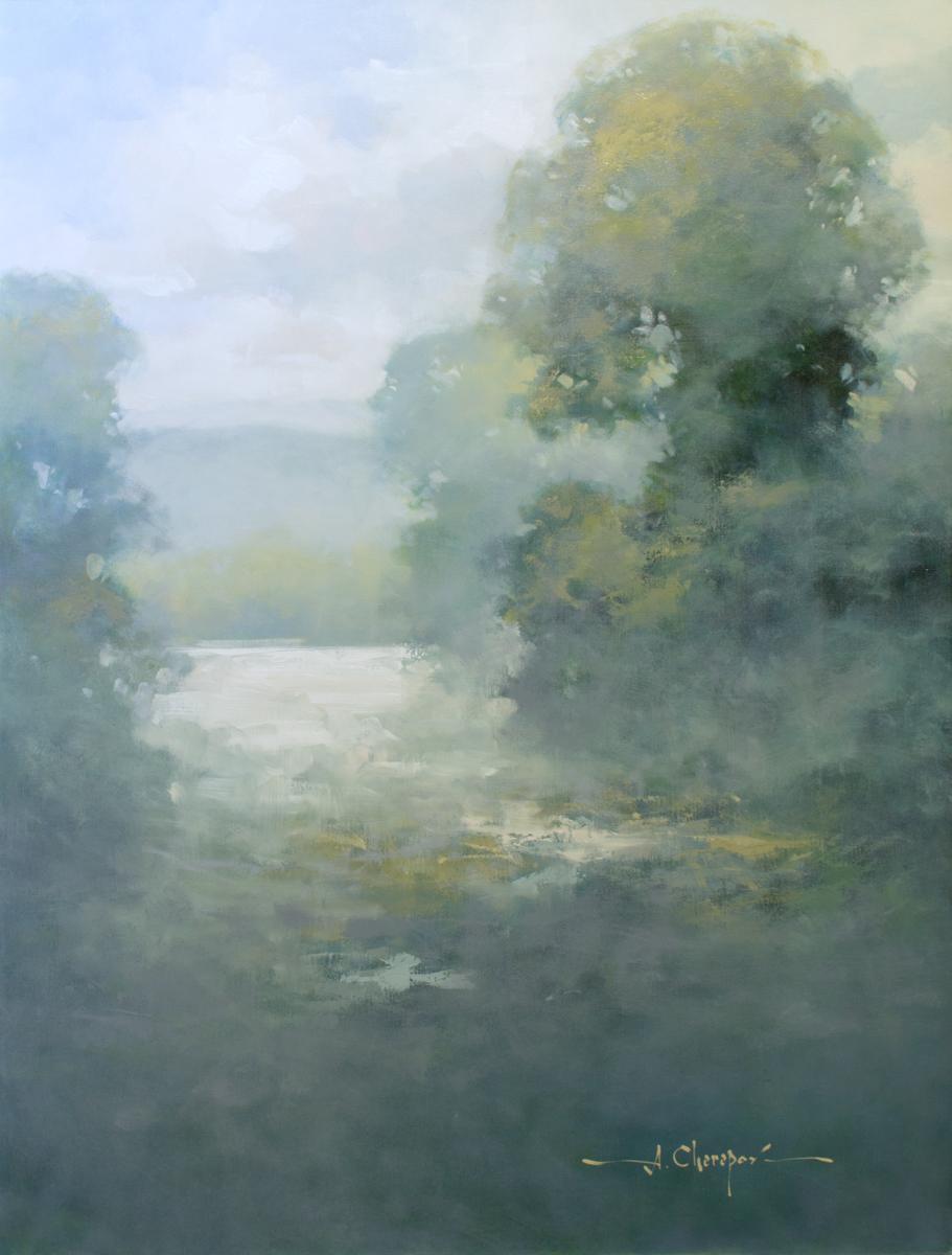 Misty Grove 30x48