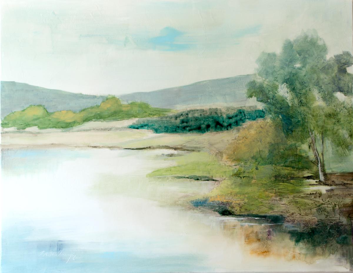 Chama River|30x40